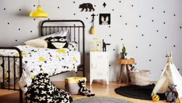 Consejos para decorar una habitación infantil de estilo nórdico