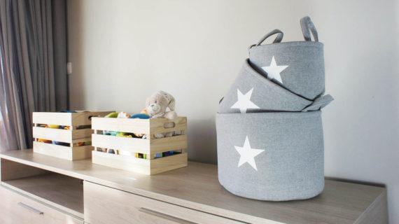 7 consejos para decorar con cestas
