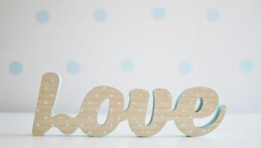 Productos de decoración para una habitación infantil