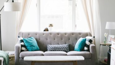 Diez trucos para decorar un salón pequeño
