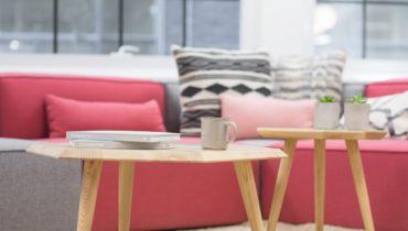Tips para combinar estampados en la decoración