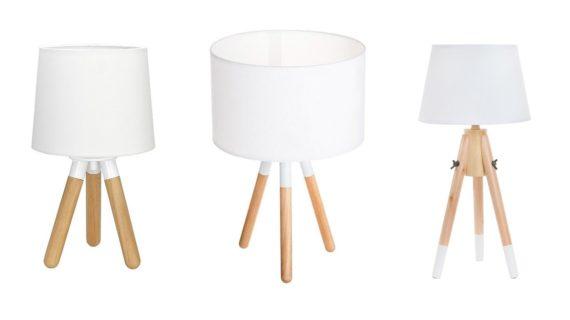 Lámparas de estilo nórdico bonitas y baratas