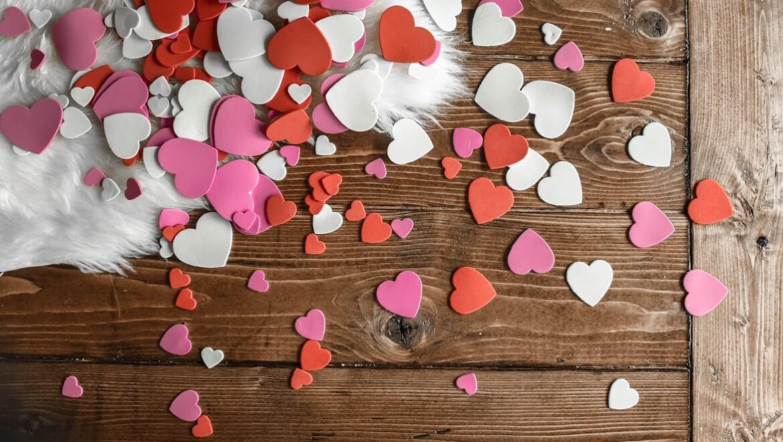 Ideas deco para San Valentín