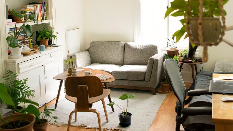 Decora tu hogar con un estilo muy natural