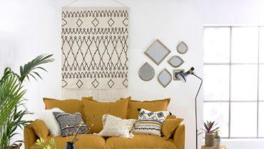 6 motivos por los que decorar con tapices
