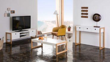 Muebles de estilo nórdico: ¿A qué esperas para darles el «sí, quiero»?