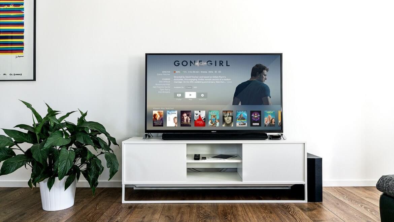 Sencillez y elegancia: muebles de televisión de estilo nórdico