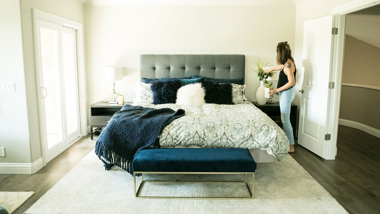 Cómo montar una cama bonita