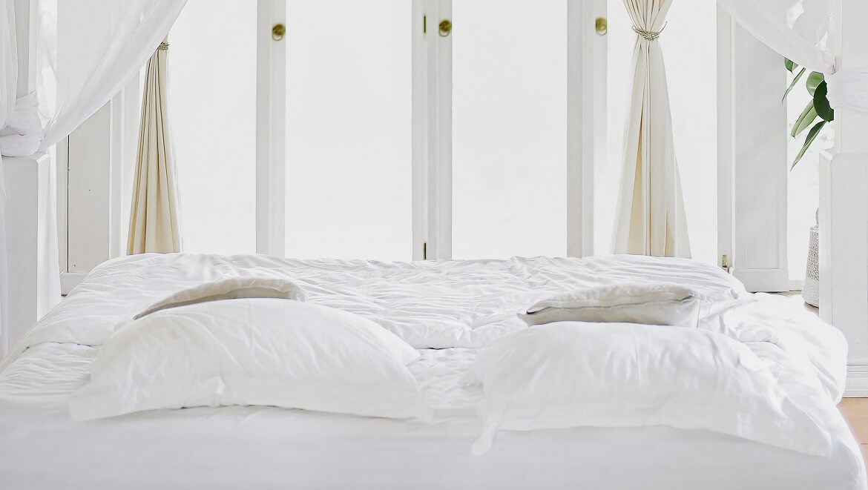 Consigue un dormitorio relajante en solo 5 pasos
