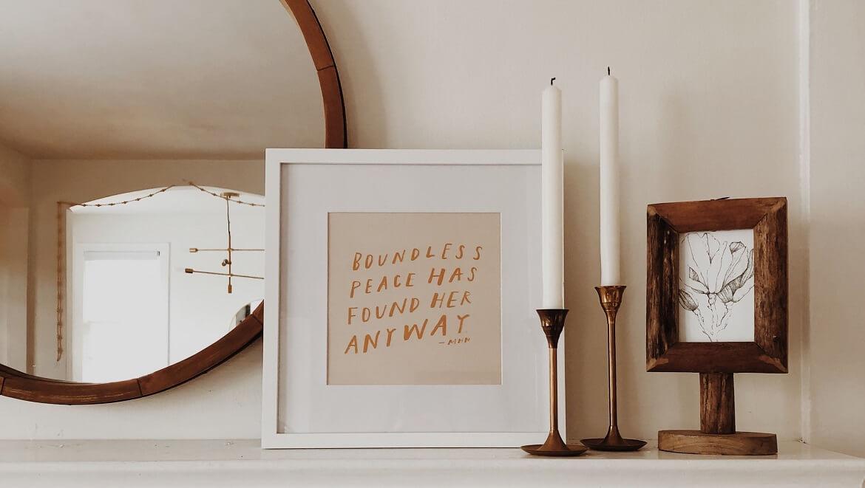 5 ideas baratas para renovar la decoración de tu recibidor