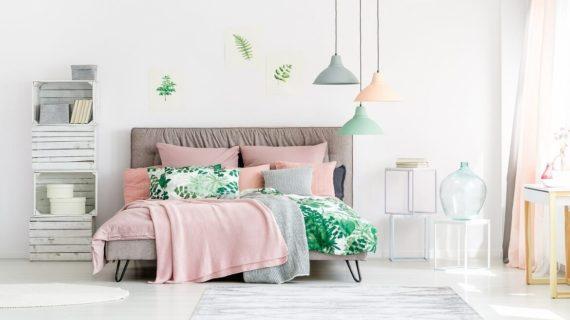 ¿Qué colores elijo para decorar mi hogar?