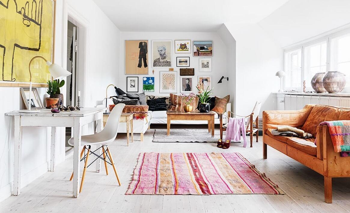 salon-alfombra-colorida