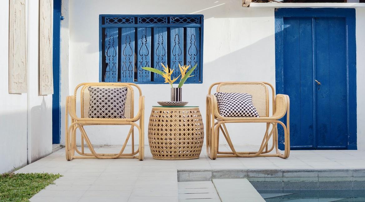 Cómo decorar una terraza de estilo ibicenco