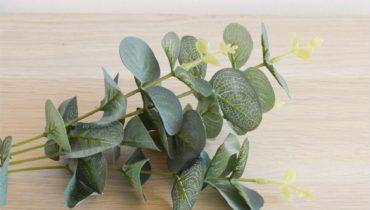 Ideas para decorar con plantas artificiales