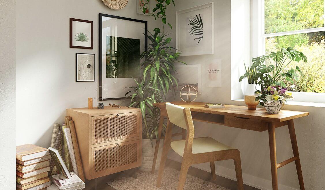 Ideas 'low cost' para una decoración de estilo natural