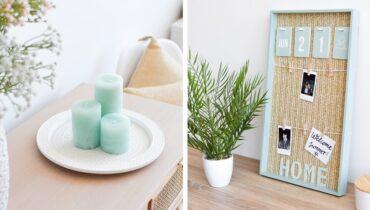Ideas fáciles para dar un toque veraniego a tu hogar